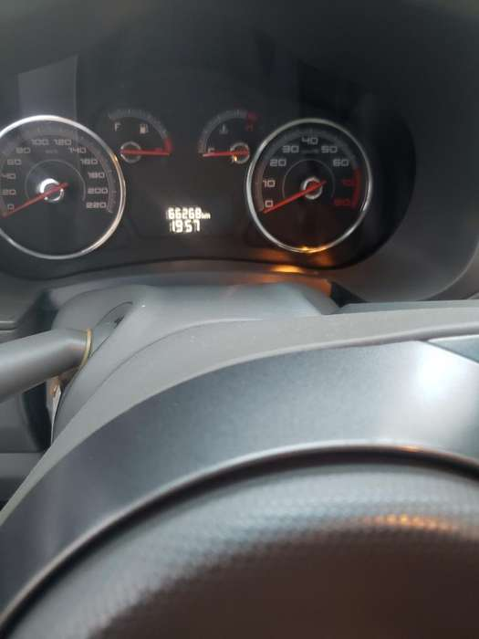 Fiat Palio Weekend 2013 - 66000 km