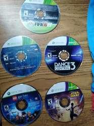 Juegos Originales Xbox 360 Poco Uso