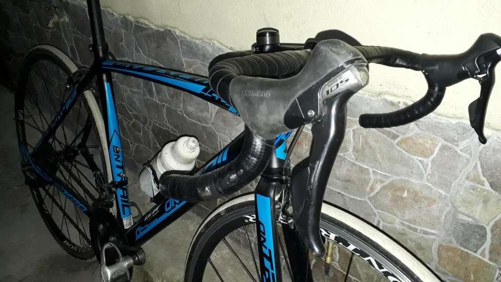 Bicicleta de ruta ontrail
