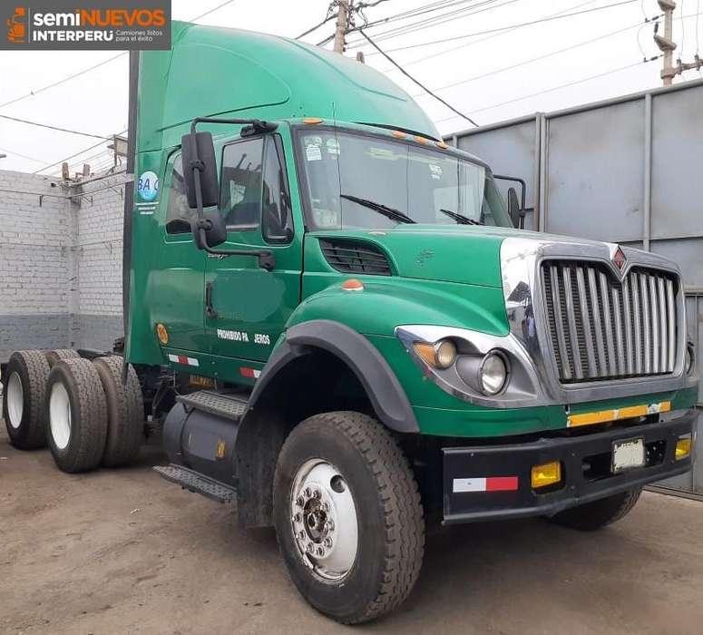Tractocamión International WorkStar 7600 6x4 año 2008