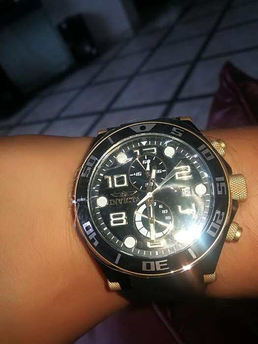 Invicta Original Cronografo Sumergible