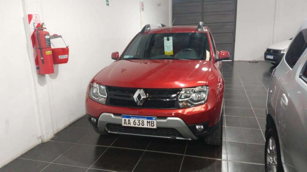 Renault Duster 2016 - 33000 km
