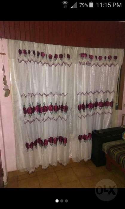 Vendo <strong>cortinas</strong>
