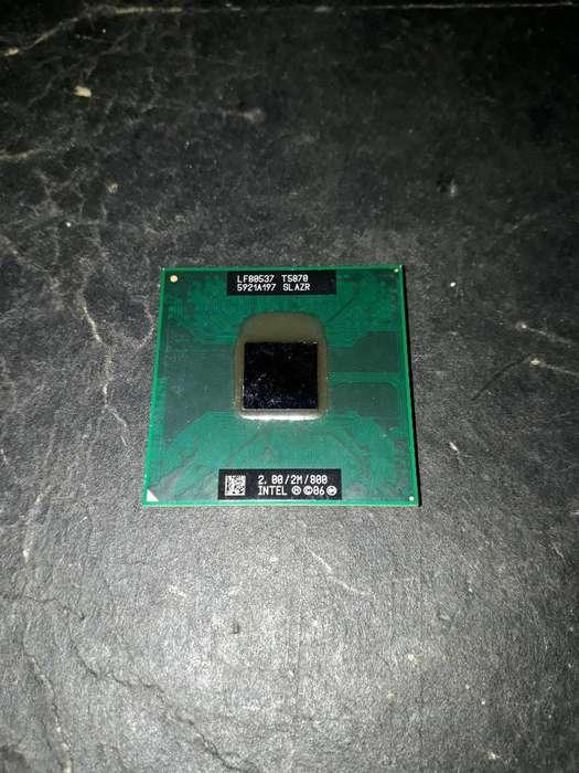 Procesador Core2duo T5870
