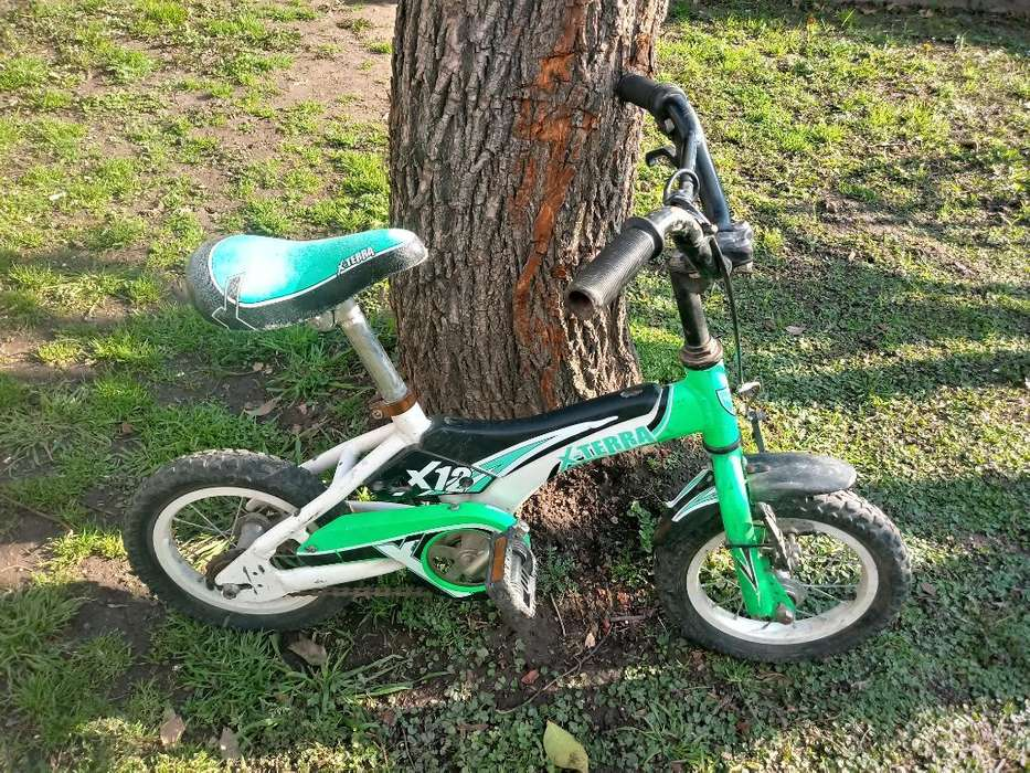 Vendo Bici Xterra Rodado 12