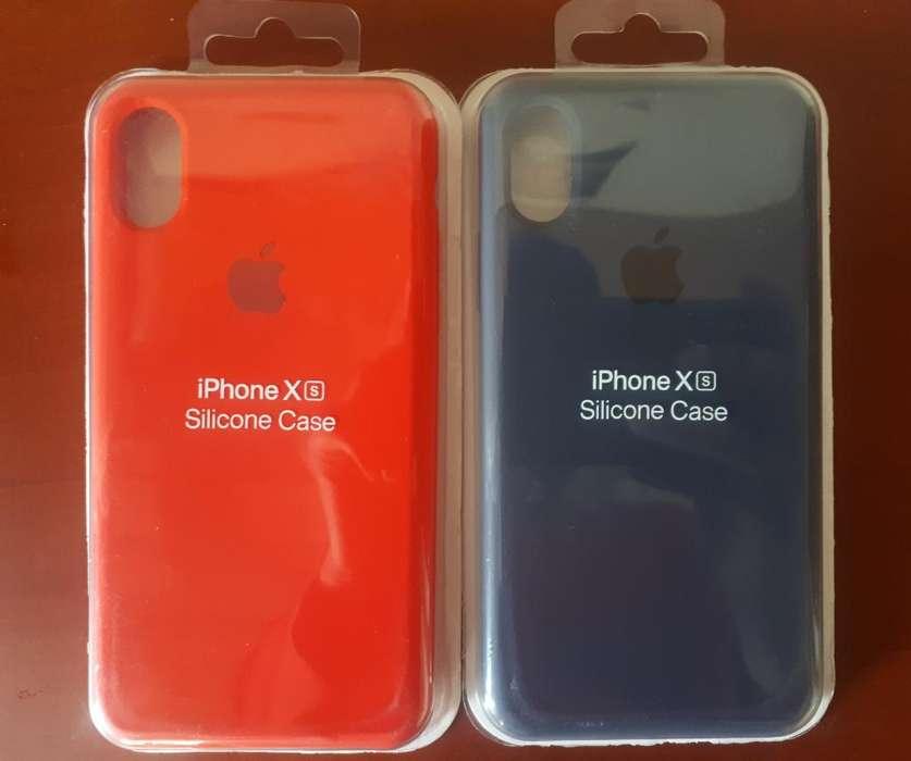 Vendo Estuches de iPhone Xs