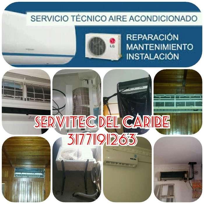 Mantenimiento E Instalación de Aires