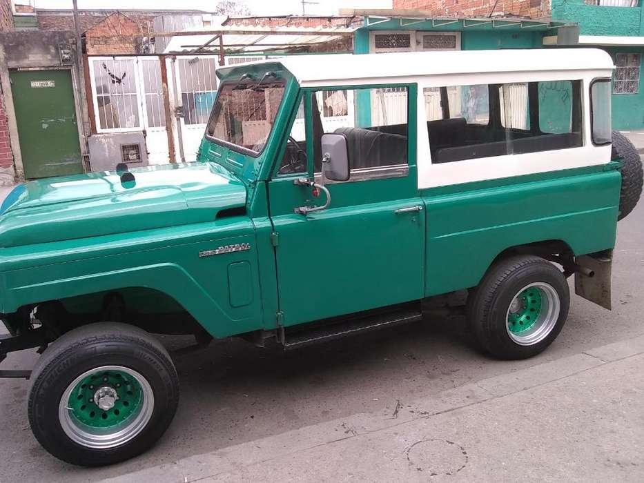 Nissan Patrol  1970 - 1000 km