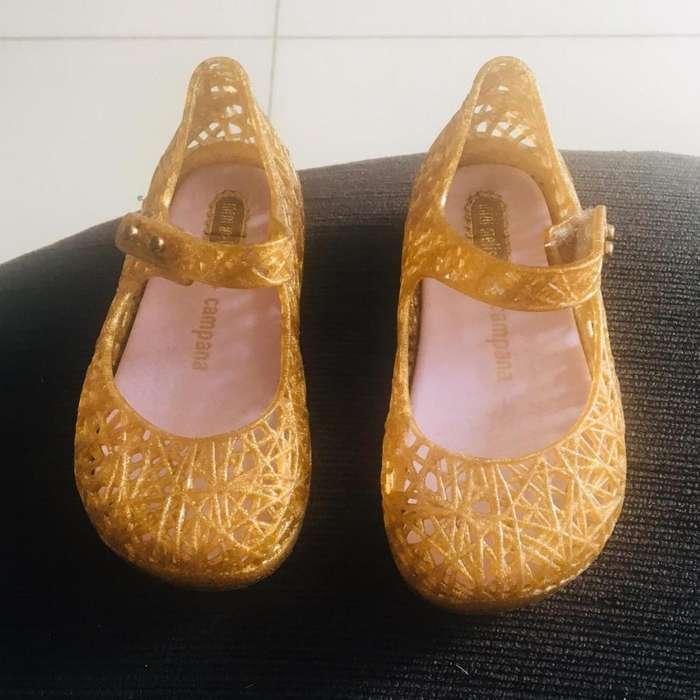 Zapatos Mini Melissa Talla 22