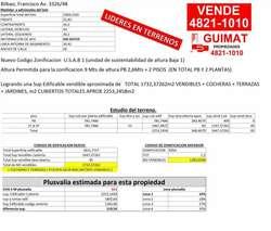 LIDERES EN TERRENOS - GUIMAT PROPIEDADES - 3 FRENTES.