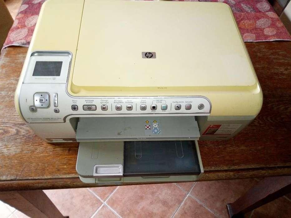 Impresora Hp C5280 No Imprime