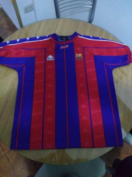 Vendo Camiseta Barcelona 97' Xl