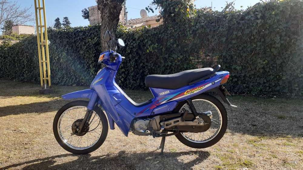 Yamaha cripton 105 07