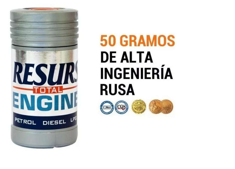 Resurs Protege Y Restaura <strong>motores</strong> 50 Grs