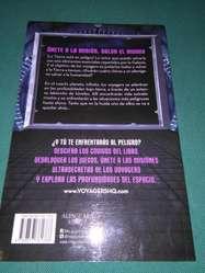 LIBRO VOYAGERS 4 . PILOTOS DEL INFINITO . KEKLA MAGOON . ALFAGUARA NUEVO