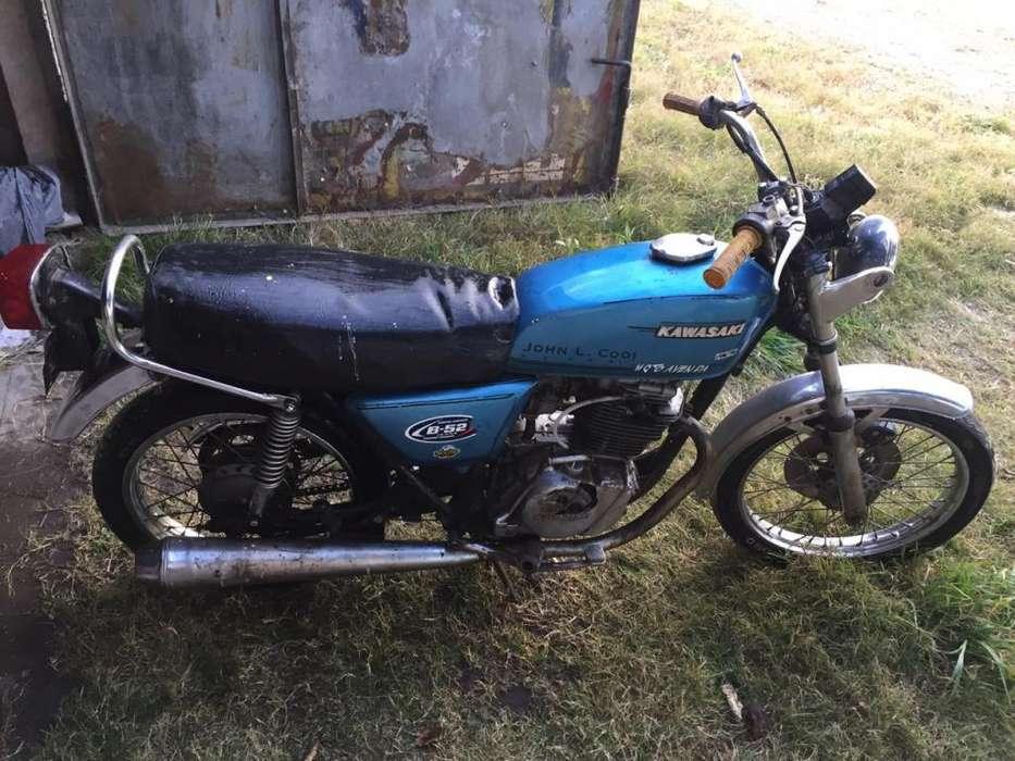 <strong>kawasaki</strong> - modelo KZ 200 A - año 1978