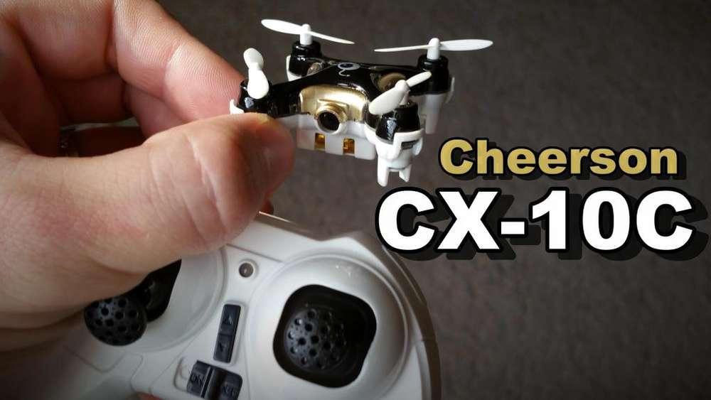 Mini Drone camara Cheerson CX10C versatil estable actualizacion mejor dron del mercado en su tipo