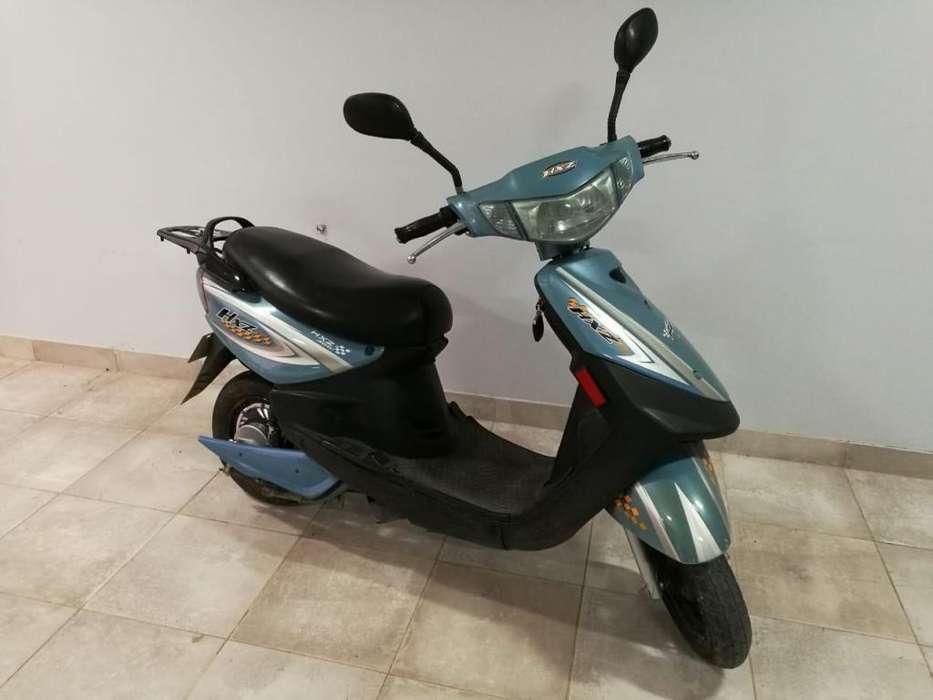 Moto Eléctrica 750W - Baterías 0Km