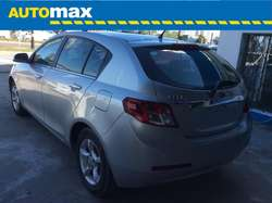 Geely Emgrand GS Hatch 2013