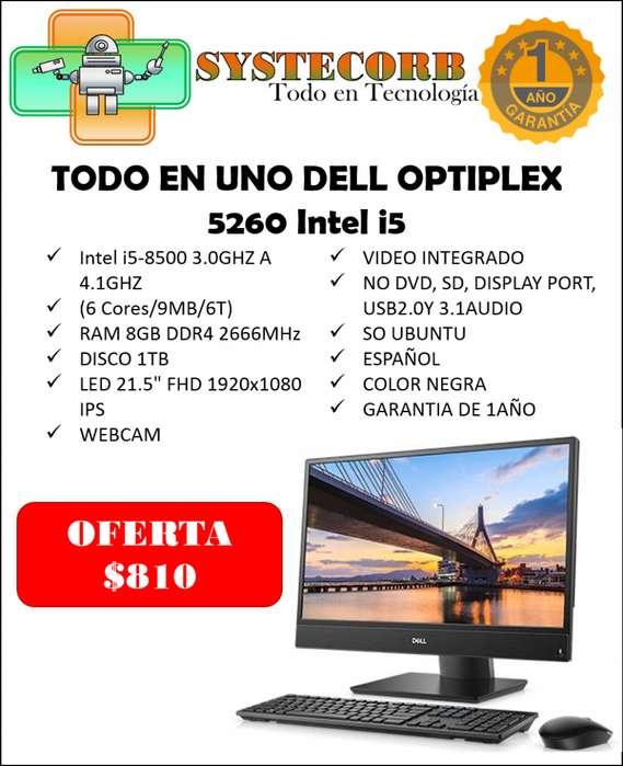 TODO EN UNO DELL OPTIPLEX 5260