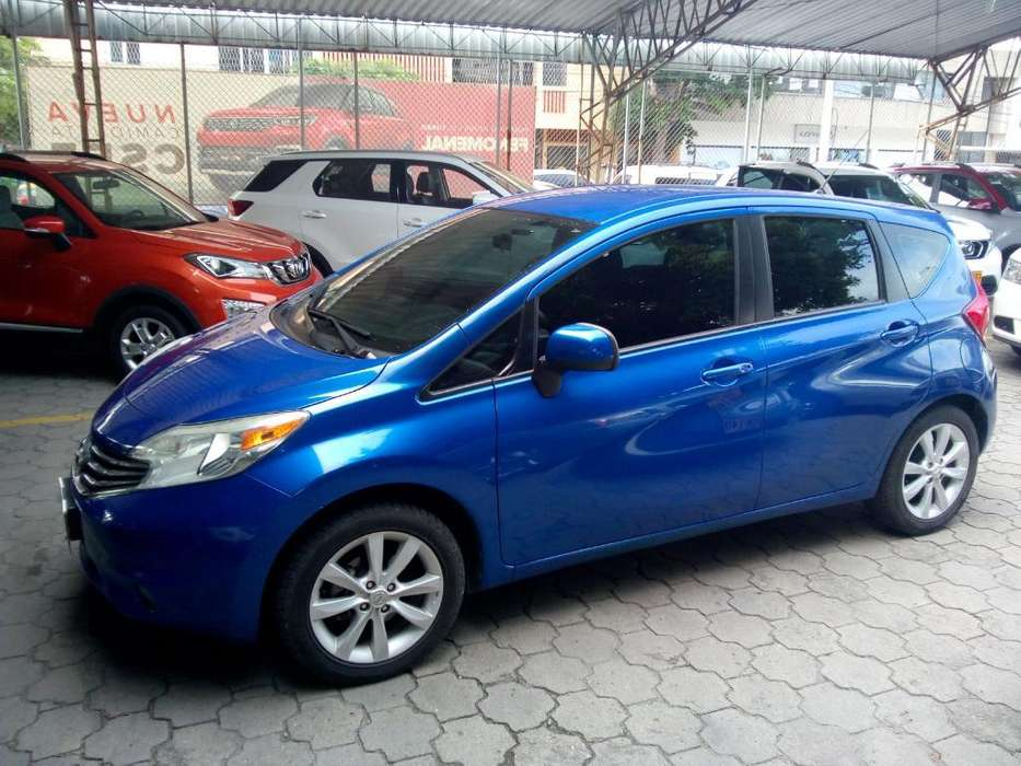 Nissan Note  2014 - 73954 km