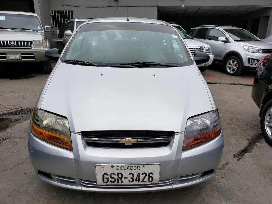 Chevrolet Aveo 2016 - 60000 km
