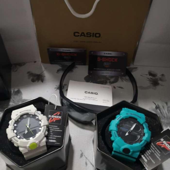 Reloj Casio G Shock Deportivos