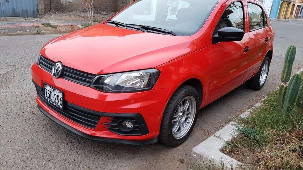 Volkswagen Gol 2017 - 25000 km