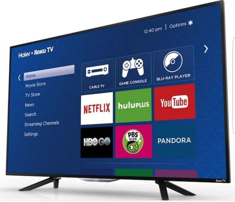 Smart Tv Tcl 40 4k Nuevos