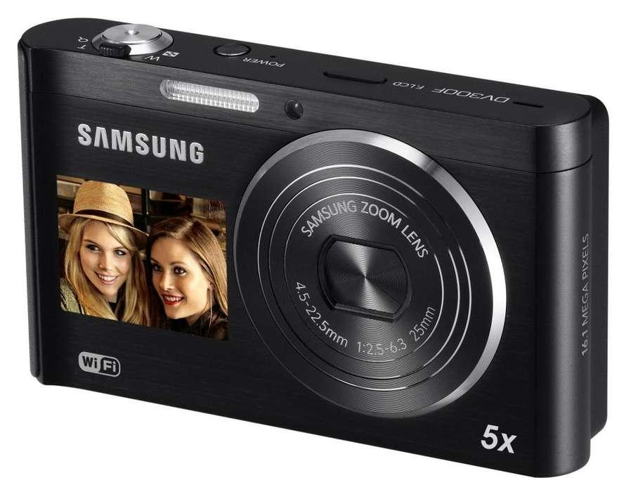 Camara digital compacta Samsung DV300F