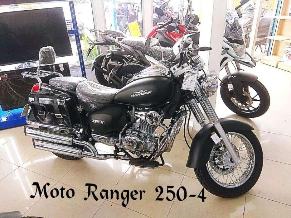 MOTO RANGER 250-4 OFERTA CHIMASA S.A.