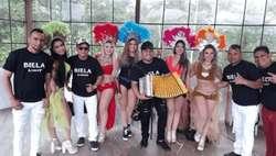 Grupo de Vallenato Kenny Andazola