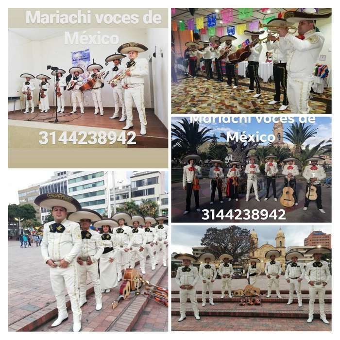 Mariachi Voces de México Duitama Paipa S