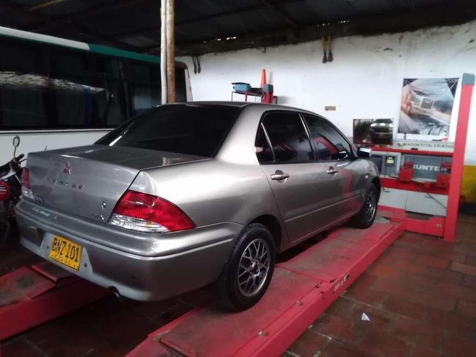 Mitsubishi Lancer 2003 - 160 km