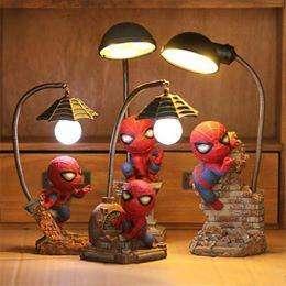 Lampara de Spiderman