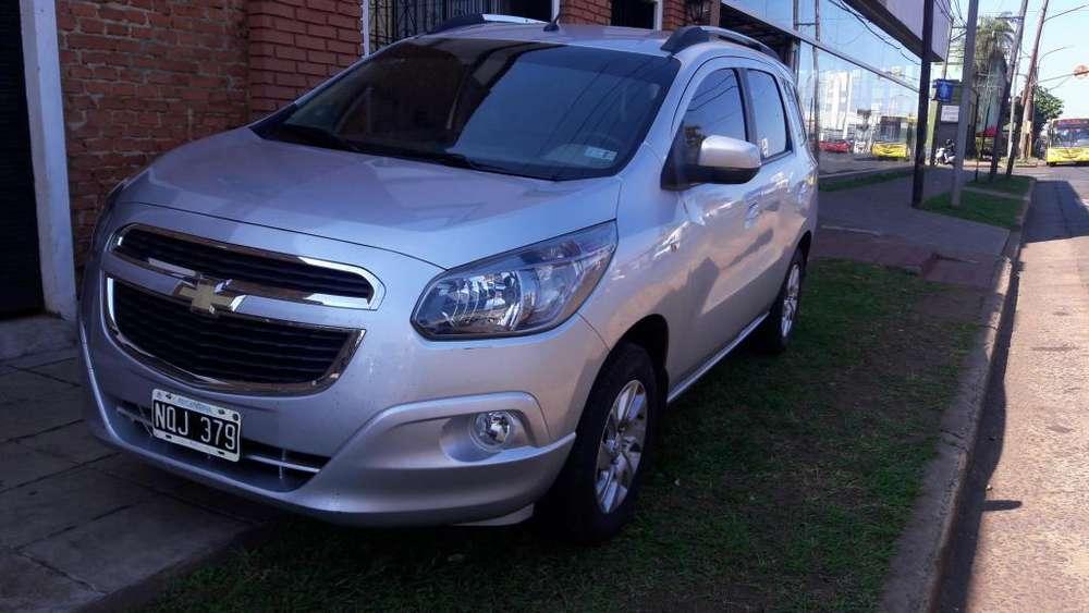 Chevrolet Spin 2014 - 35000 km