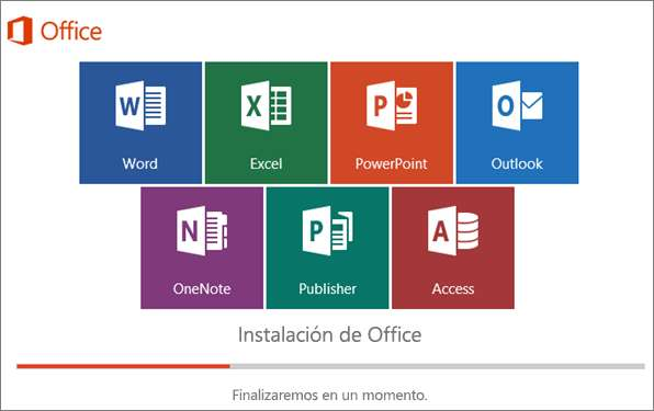 instalación de office para Windows por Teamviewer. Comienzo ya!!!
