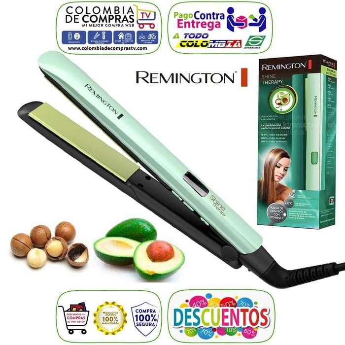 Plancha Cabello Remington Macadamia Aguacate Profesional Digital 450, Alisa Ondula, Originales, Nuevas, Garantizadas