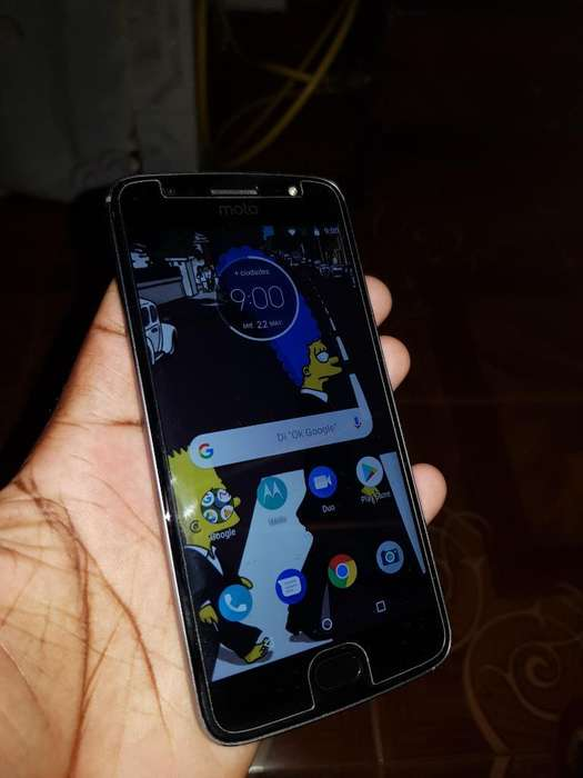 Vendo Moto G5s Duos de 32 Gbs Full 10.10