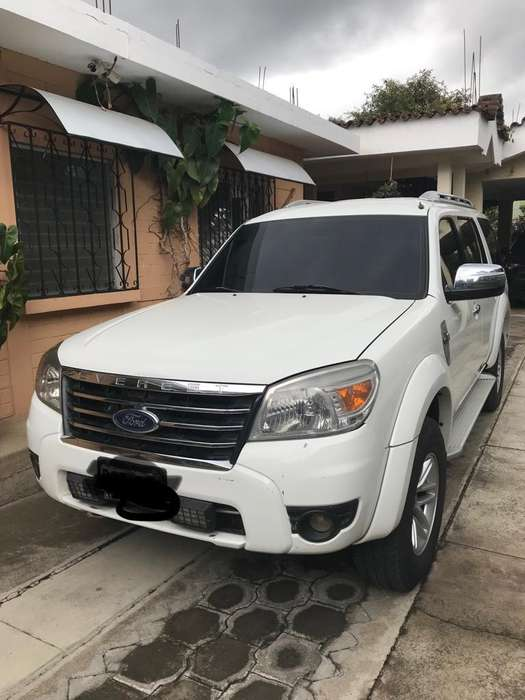 Ford Everest 2010 - 155000 km