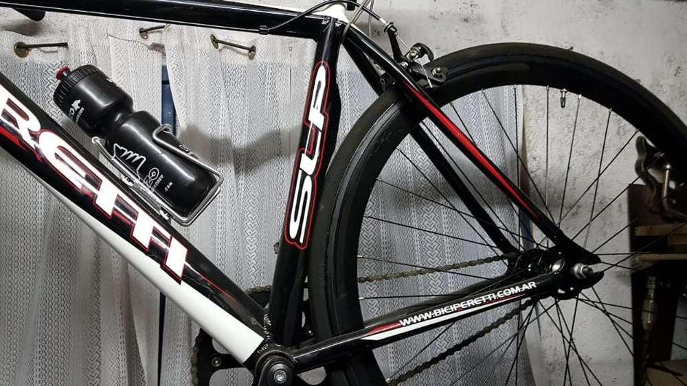 Bicicleta Peretti Fixie Recibo Permutas