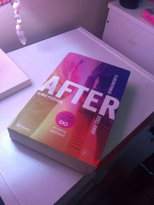 Libro After Parte 3