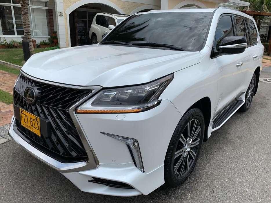 Lexus LX 2019 - 0 km