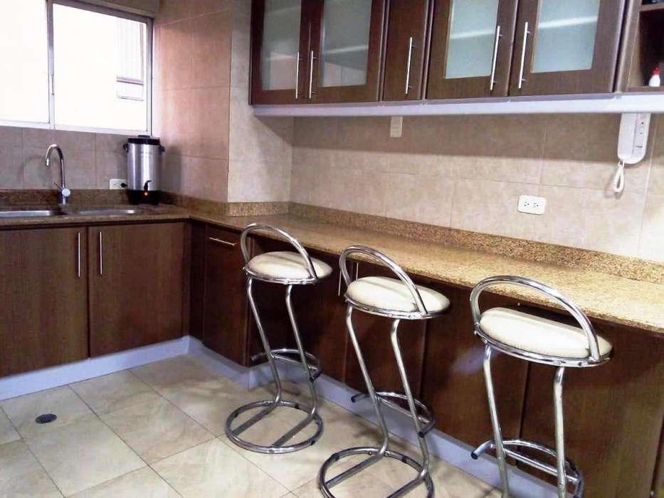 Arriendo, alquiler, renta, Amplio departamento - Sector La Carolina – 3 habitaciones