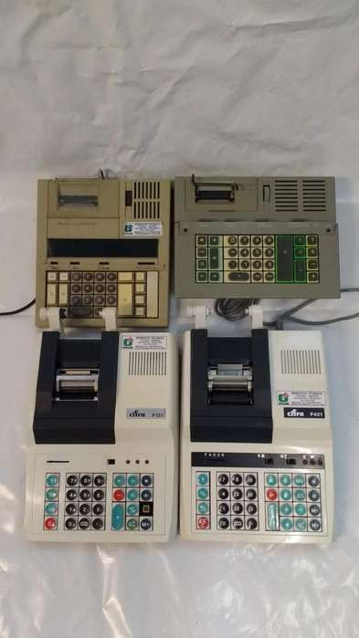 Calculadoras con <strong>impresora</strong>