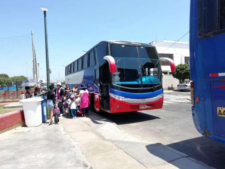 Vendo Bus Volvo Omnibus Interprovincial