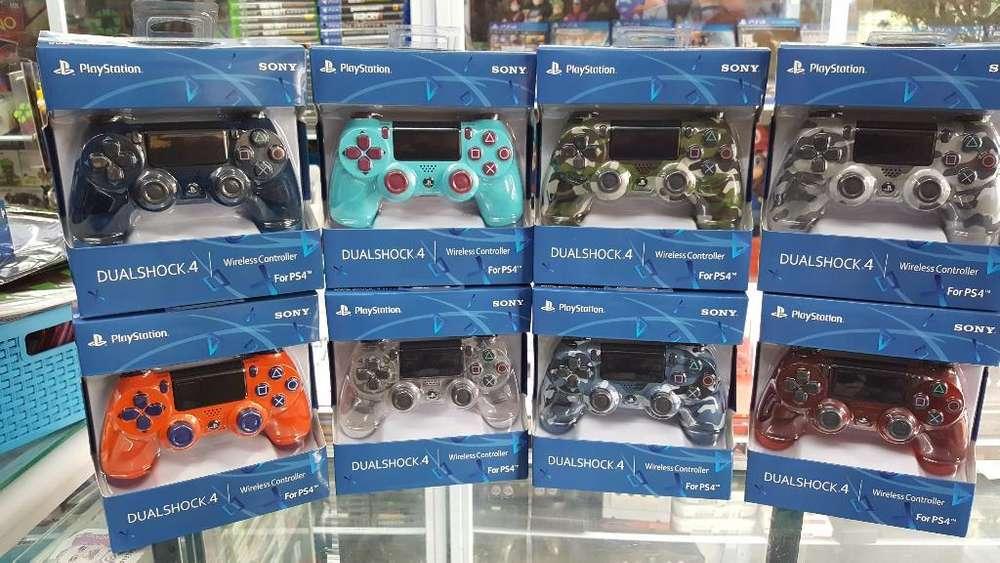 Play4 Controles Nuevos a 110cada Uno