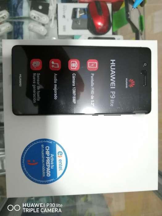 Vendo Huawei P9 Lite Nuevo