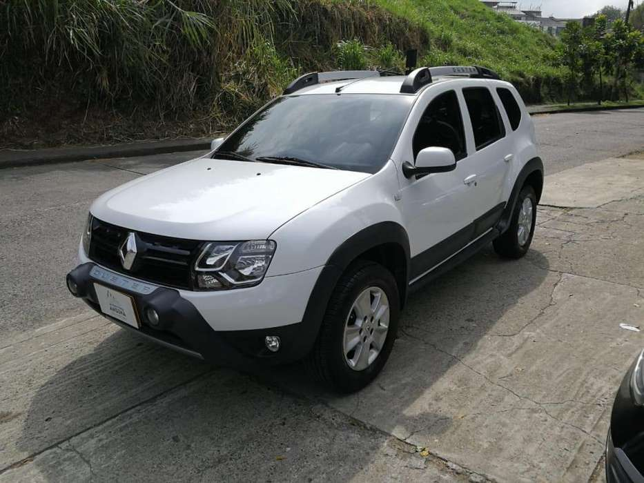 Renault Duster 2017 - 48000 km