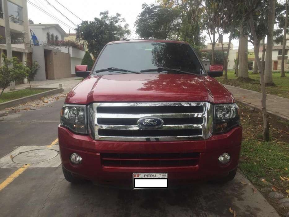 Ford Expedition 2014 - 48000 km